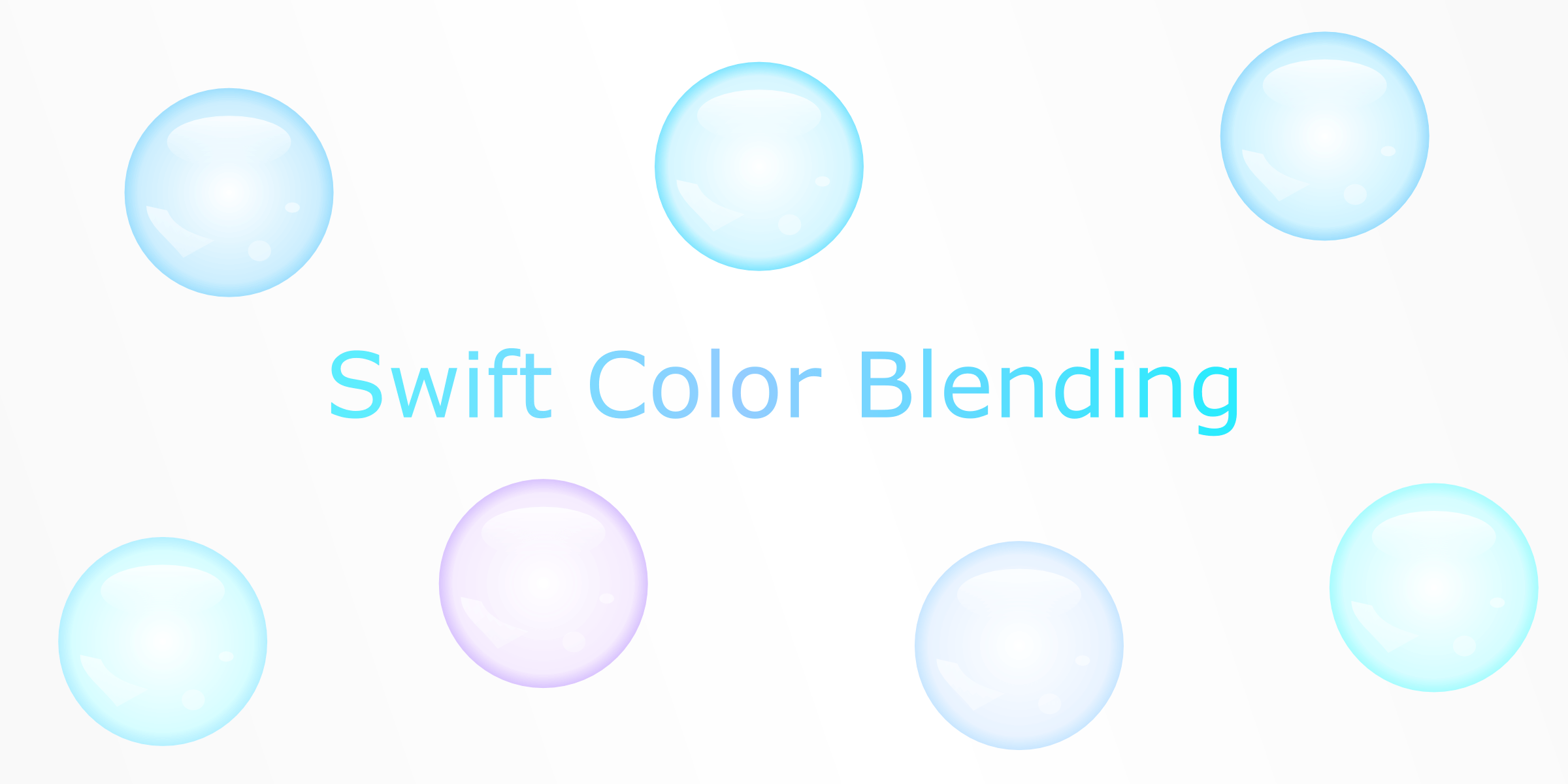 How to Create a Stream of Colorful Bubbles using a Blend Overlay in